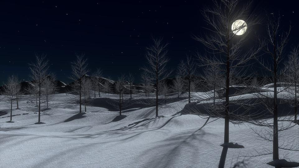 nieve -este invierno