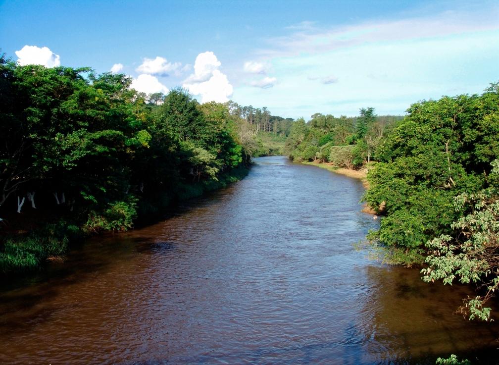 Rio Pardo - Aguas de Santa Barbara - SP-Brasil